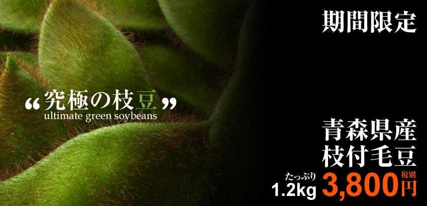 究極の枝豆・毛豆通販